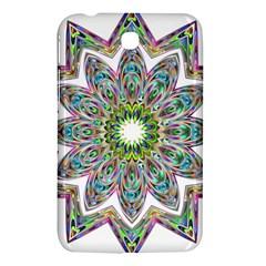 Decorative Ornamental Design Samsung Galaxy Tab 3 (7 ) P3200 Hardshell Case