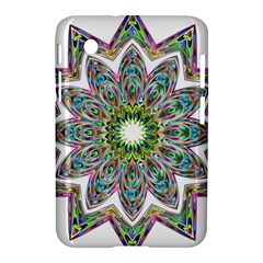 Decorative Ornamental Design Samsung Galaxy Tab 2 (7 ) P3100 Hardshell Case