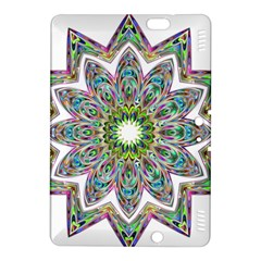 Decorative Ornamental Design Kindle Fire Hdx 8 9  Hardshell Case by Amaryn4rt