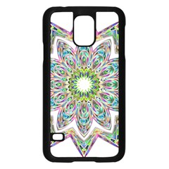 Decorative Ornamental Design Samsung Galaxy S5 Case (black)