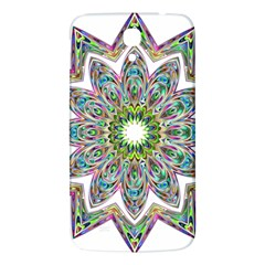 Decorative Ornamental Design Samsung Galaxy Mega I9200 Hardshell Back Case by Amaryn4rt
