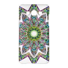 Decorative Ornamental Design Samsung Galaxy A5 Hardshell Case  by Amaryn4rt