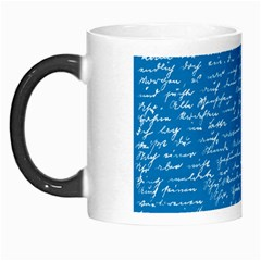 Handwriting Morph Mugs by Valentinaart