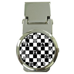 Chess Money Clip Watches by Valentinaart