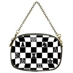 Chess Chain Purses (one Side)  by Valentinaart