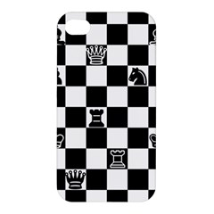 Chess Apple Iphone 4/4s Hardshell Case by Valentinaart