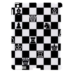 Chess Apple Ipad 3/4 Hardshell Case (compatible With Smart Cover) by Valentinaart