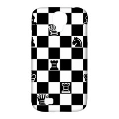 Chess Samsung Galaxy S4 Classic Hardshell Case (pc+silicone) by Valentinaart