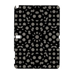 Dark Ditsy Floral Pattern Galaxy Note 1 by dflcprints