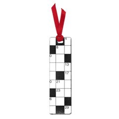 Crosswords  Small Book Marks by Valentinaart