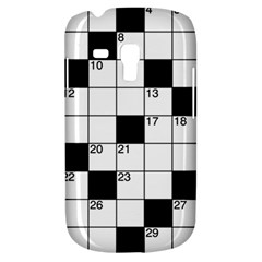 Crosswords  Galaxy S3 Mini by Valentinaart