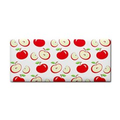 Apple Pattern Cosmetic Storage Cases by Valentinaart