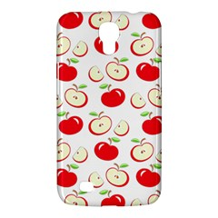 Apple Pattern Samsung Galaxy Mega 6 3  I9200 Hardshell Case by Valentinaart
