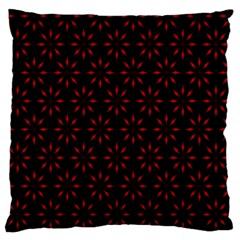 Pattern Large Cushion Case (two Sides) by Valentinaart