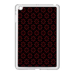Pattern Apple Ipad Mini Case (white) by Valentinaart