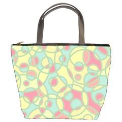 Pattern Bucket Bags by Valentinaart