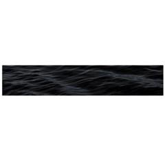 Dark Lake Ocean Pattern River Sea Flano Scarf (large) by Simbadda