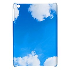 Sky Clouds Blue White Weather Air Apple iPad Mini Hardshell Case