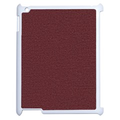 Seamless Texture Tileable Book Apple Ipad 2 Case (white) by Simbadda