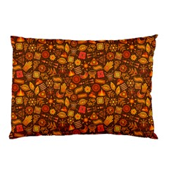 Pattern Background Ethnic Tribal Pillow Case by Simbadda