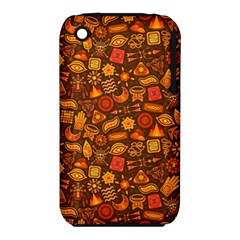 Pattern Background Ethnic Tribal Iphone 3s/3gs by Simbadda
