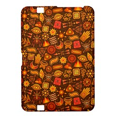 Pattern Background Ethnic Tribal Kindle Fire Hd 8 9  by Simbadda