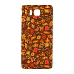 Pattern Background Ethnic Tribal Samsung Galaxy Alpha Hardshell Back Case by Simbadda