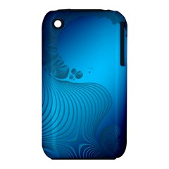 Fractals Lines Wave Pattern Iphone 3s/3gs by Simbadda