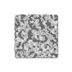 Camouflage Patterns  Square Magnet by Simbadda