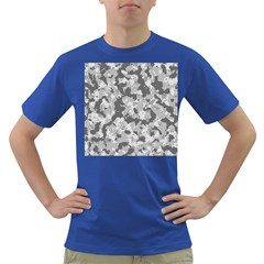 Camouflage Patterns  Dark T Shirt by Simbadda