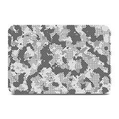 Camouflage Patterns  Plate Mats by Simbadda