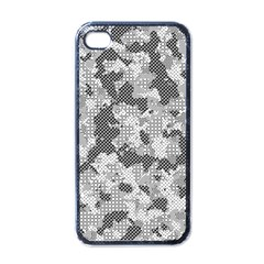 Camouflage Patterns  Apple Iphone 4 Case (black)