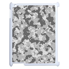 Camouflage Patterns  Apple Ipad 2 Case (white) by Simbadda