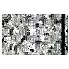 Camouflage Patterns  Apple Ipad 2 Flip Case by Simbadda