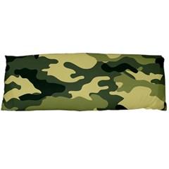 Camouflage Camo Pattern Body Pillow Case Dakimakura (two Sides) by Simbadda