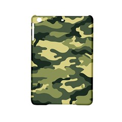 Camouflage Camo Pattern Ipad Mini 2 Hardshell Cases by Simbadda