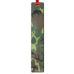 Military Camouflage Pattern Large Book Marks by Simbadda