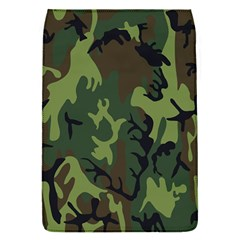 Military Camouflage Pattern Flap Covers (s)  by Simbadda