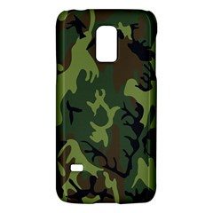 Military Camouflage Pattern Galaxy S5 Mini by Simbadda