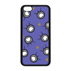 Rockets In The Blue Sky Surrounded Apple Iphone 5c Seamless Case (black) by Simbadda