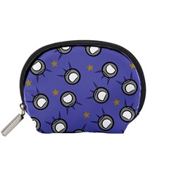 Rockets In The Blue Sky Surrounded Accessory Pouches (small)  by Simbadda