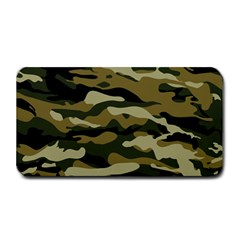 Military Vector Pattern Texture Medium Bar Mats by Simbadda