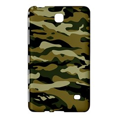 Military Vector Pattern Texture Samsung Galaxy Tab 4 (7 ) Hardshell Case  by Simbadda