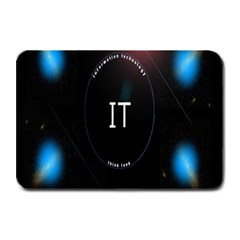 This Is An It Logo Plate Mats by Simbadda