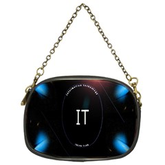 This Is An It Logo Chain Purses (one Side)  by Simbadda
