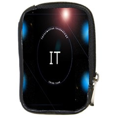 This Is An It Logo Compact Camera Cases by Simbadda