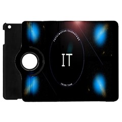 This Is An It Logo Apple Ipad Mini Flip 360 Case by Simbadda