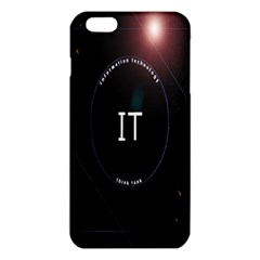 This Is An It Logo Iphone 6 Plus/6s Plus Tpu Case by Simbadda