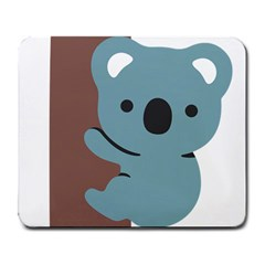 Animal Koala Large Mousepads by Alisyart