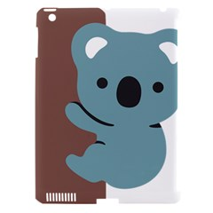 Animal Koala Apple Ipad 3/4 Hardshell Case (compatible With Smart Cover) by Alisyart